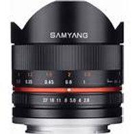Samyang 8mm F2.8 II
