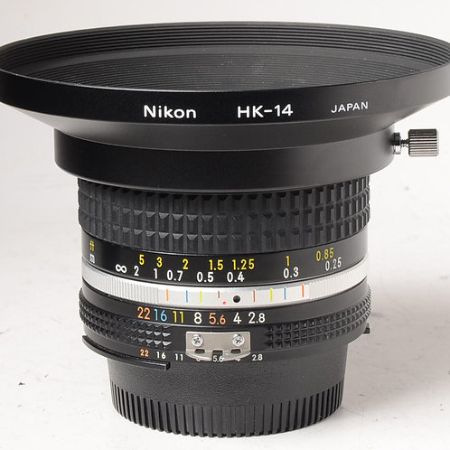 Nikon 20mm f2.8