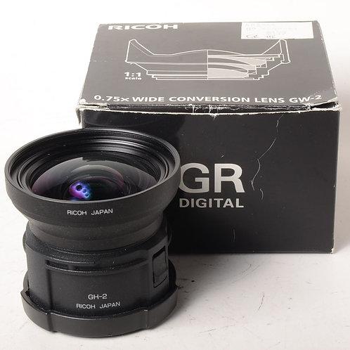 Ricoh GW-2 Wide Angle Conversion Lens