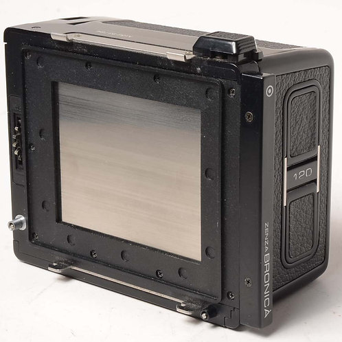 Bronica ETRS 120 Back