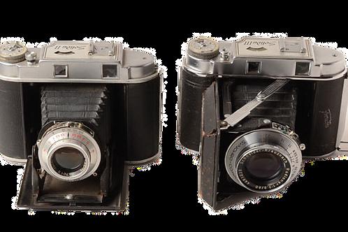 "German ""FRANKA"" 6x6cm folding 120 rangefinder"