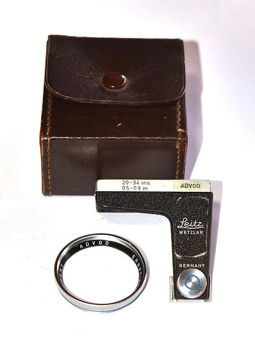 Leica ADVOO close-up for IIIG and 50/2 summicron