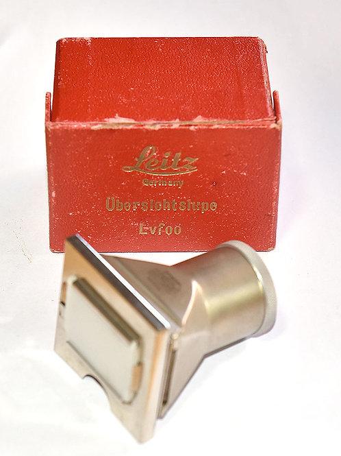 Leica NATRA film & slide viewer - 1930s Nickel finish