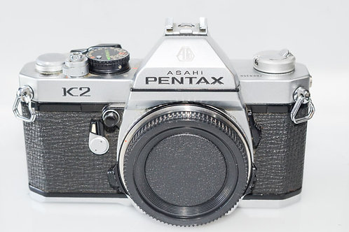 Pentax K2 body