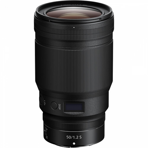 Nikon 50mm F1.2 Z