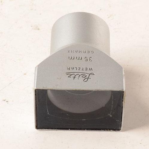 Leica Leitz 35mm brightline viewfinder