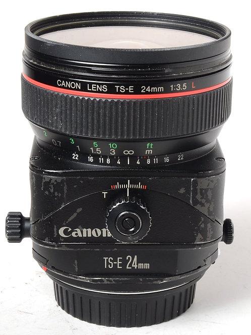 Canon TS-E 24mm f3.5 L