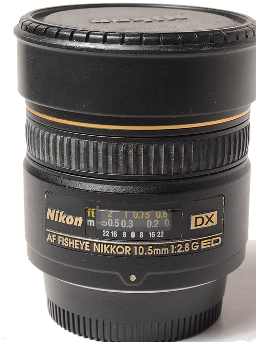 Nikon 10.5mm Fisheye