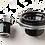 Thumbnail: Rare Nikon 2.5cm lens & finder for 1950s rangefinder Nikons