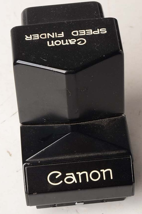 Canon Speed Finder for F1 / F1N 35mm Film Cameras