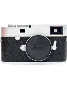 Leica M10P Silver Body
