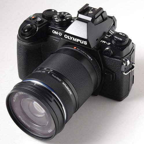 Olympus OM-D EM-1 with 40-150 Lens