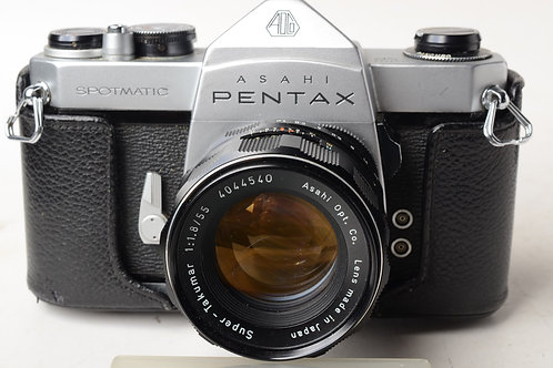 Pentax Spotmatic 35mm SLR