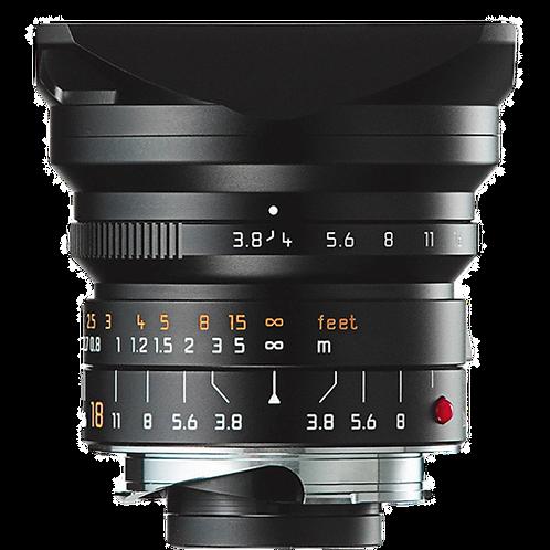 Leica 18mm F3.8 M