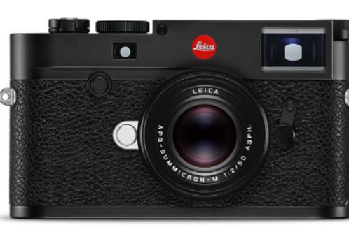 Leica M10R Black Body