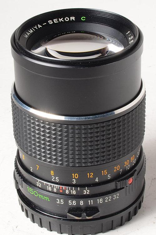 Mamiya 150mm f3.5