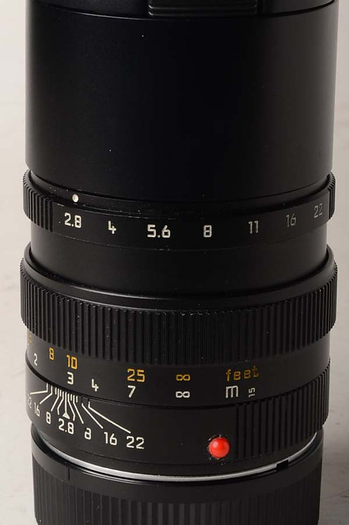 Leica 90mm Elmarit