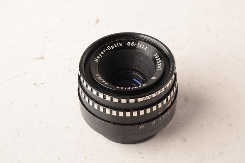 Meyer-Optik Domiplan 50 f2.8 Pentx M42 Mount