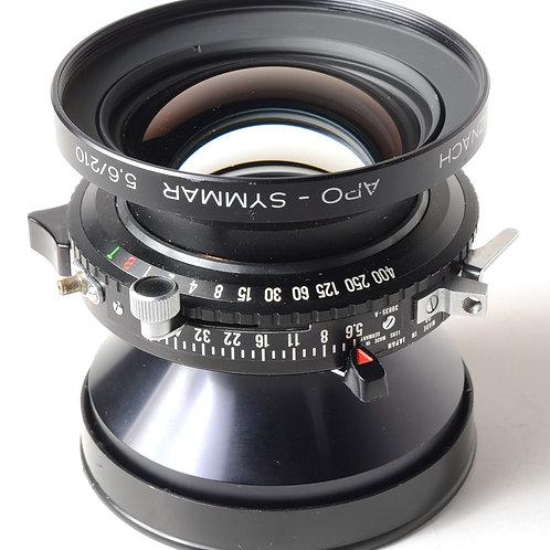 Schneider 210 f5.6 APO-Symmar