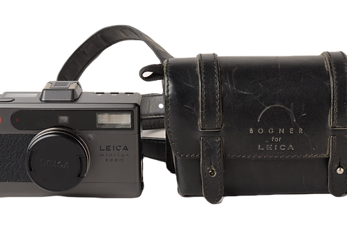 Leica Minilux Zoom BLACK Titanium