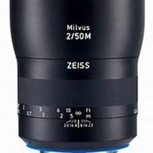 Zeiss 50mm Milvus NF