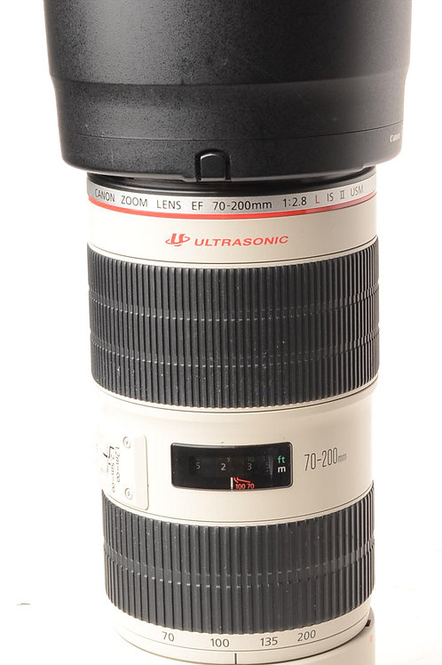 Canon EF 70-200mm f2.8L IS II Lens
