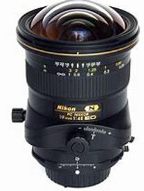 Nikon 19mm TSE