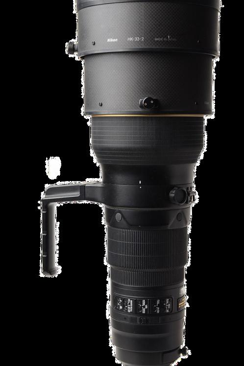 Nikon 400mm F2.8 VR