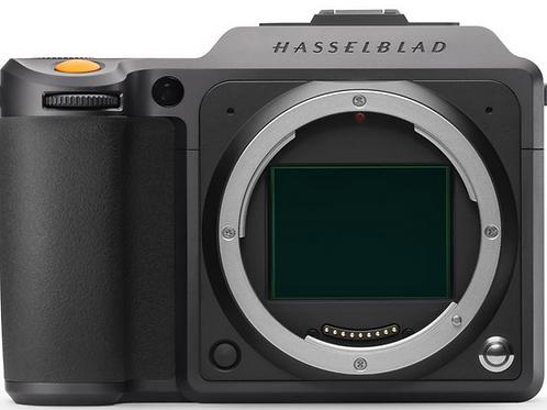 X1D II 50C Mirrorless Medium Format Digital Camera