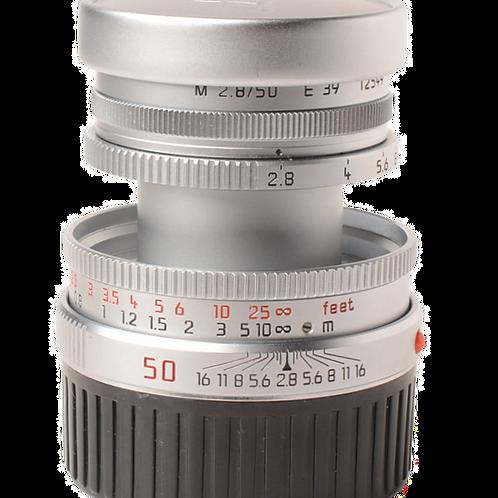 Leica 50mm F2.8 Elmar-M