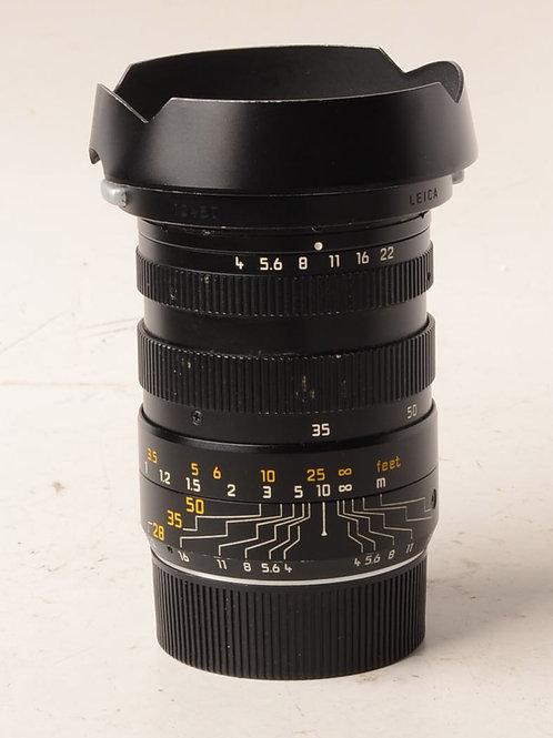 Leica Tri-Elmar 28-35-50