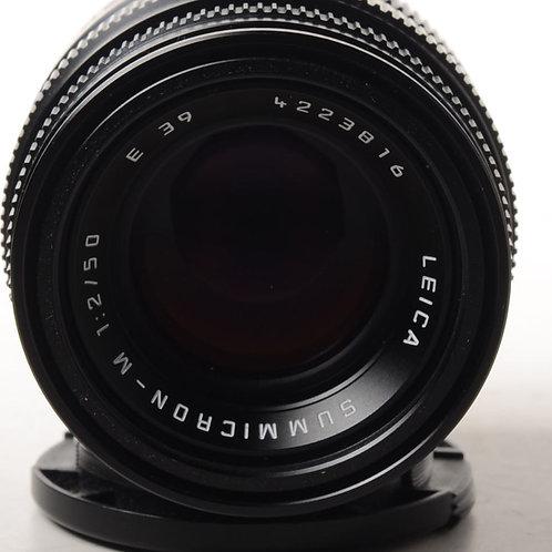 Leica 50 F2 Summicron