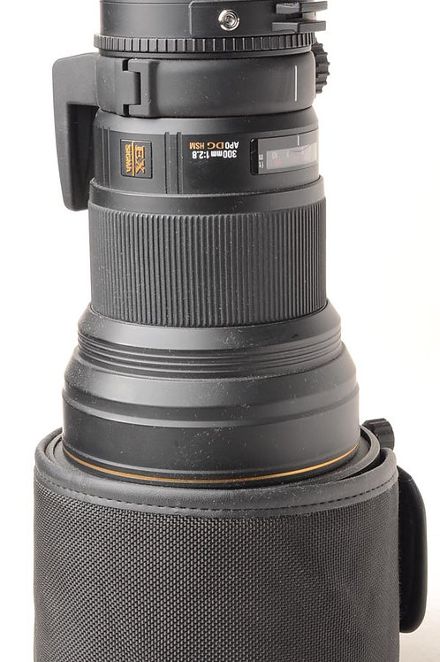 Sigma 300mm f2.8 lens for canon EF Mount