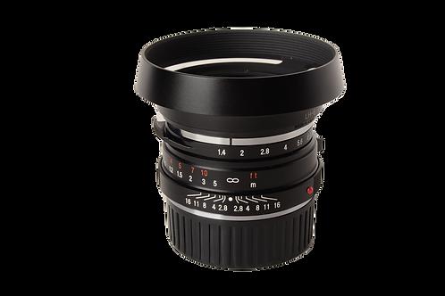 Voightlander 40mm f1.4 Nokton Classic