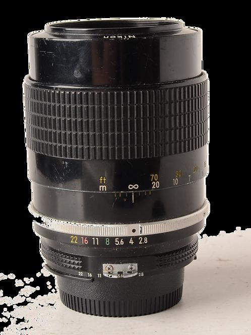 Nikon 135mm f2.8