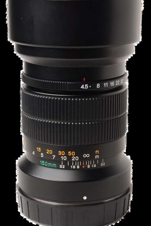 Mamiya 150mm F4.5