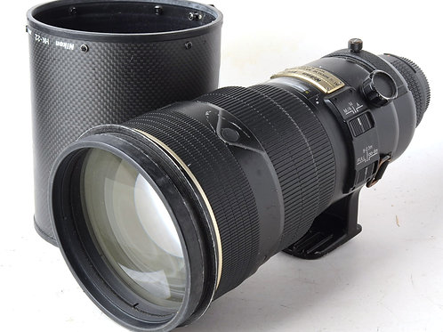 Nikon 300mm f2.8 AF-S II