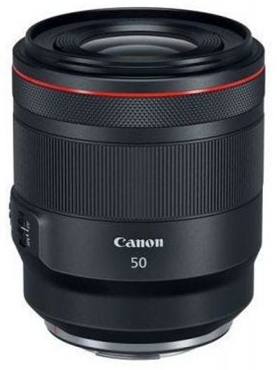 Canon 50mm F1.2 RF