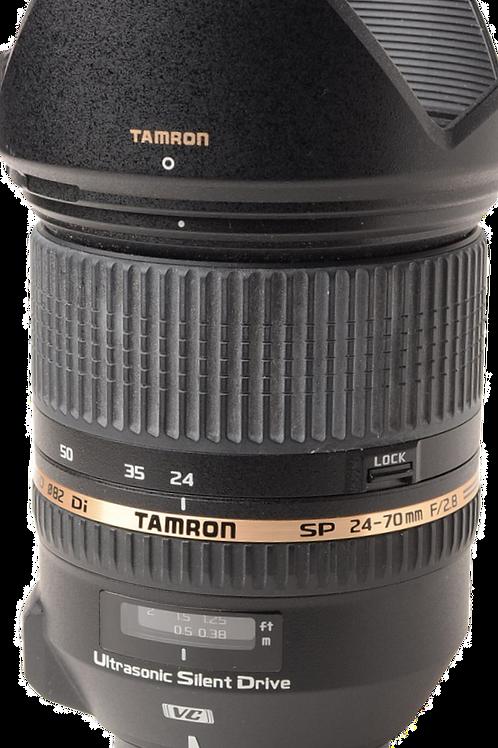 Tamron 24-70mm F2.8 VC