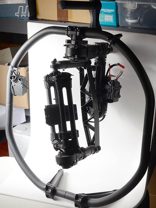 MOVI Gimbal with RING PRO grip for DSLR & mirrorless