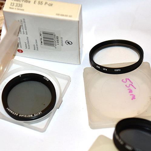 Leica 55mmPolarising filters - various