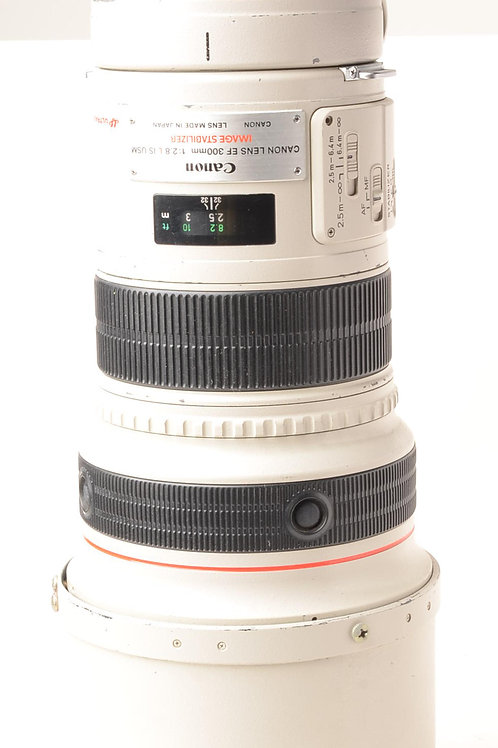 Canon EF 300mm f2.8 L IS Lens