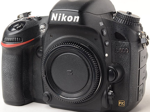 Nikon D600 Digital Camera | Secondhand camera store