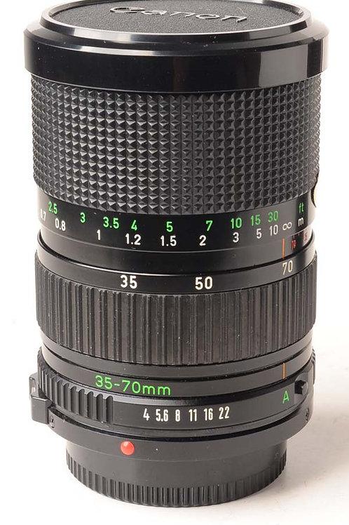 Canon 35-70 F4 FD