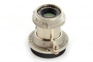Voigtlander 10th Anniversary Heliar lens