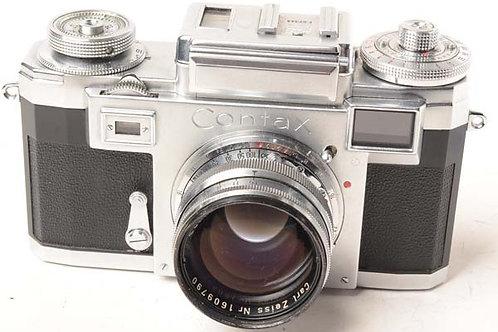 Contax IIIA camera