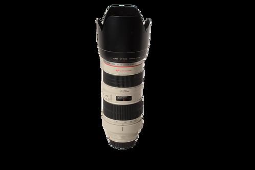 Canon 70-200mm f2.8 L