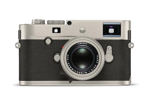 "Leica M-P240 ""Titan"" Set - Last NEW set in the world?"