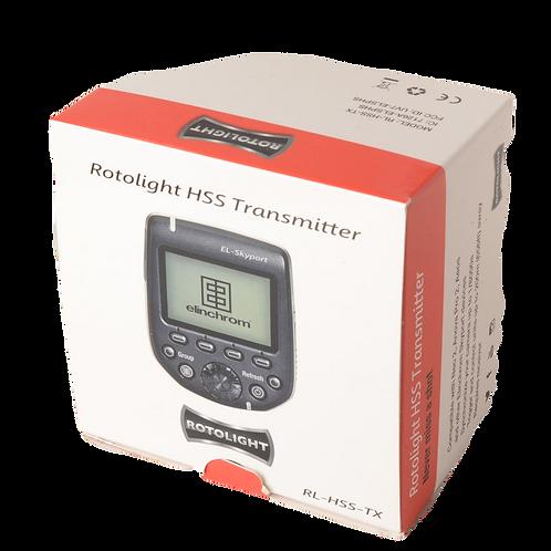 Rotolight HSS Transmitter for Nikon Camera – Black