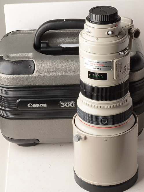 Canon 300f2.8 L IS